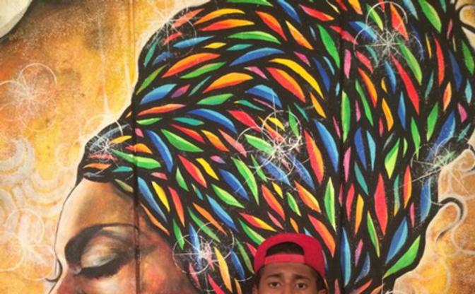 「アニメがなかったら今の俺はない」 新宿育ちの黒人ラッパー・ACEインタビュー