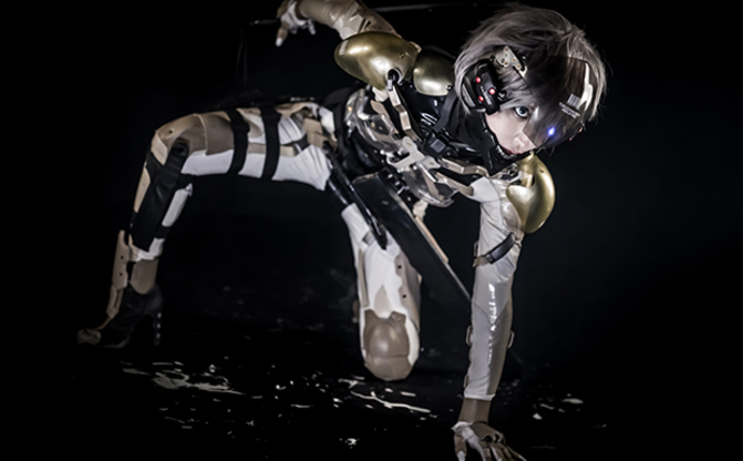 『メタルギア』雷電の可動式コスプレが大反響! コスプレイヤー&衣装職人にインタビュー