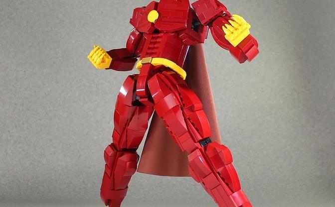 「アンパンマン」がレゴで究極進化! これが日本のスーパーマンや
