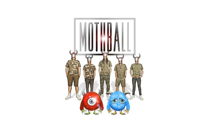 MOTHBALL Official Web