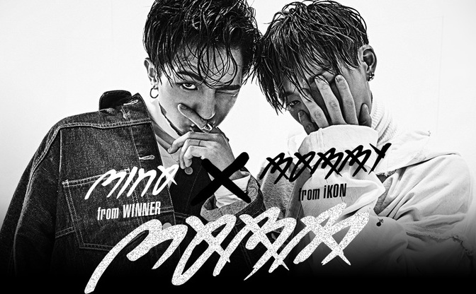 MOBB<MINO (from WINNER) × BOBBY (from iKON)> official website