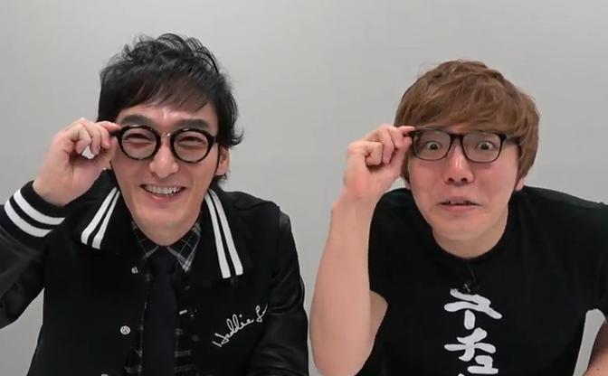 元SMAP草彅剛、YouTuber対決でヒカキンとコーラ一気飲み