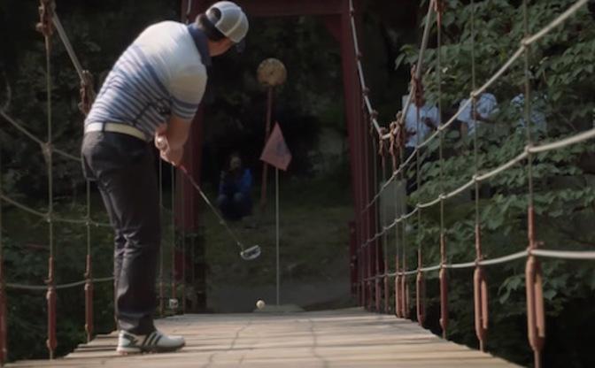 まだ見てないの? 世界一過酷なエクストリームゴルフ大会の動画がすごい