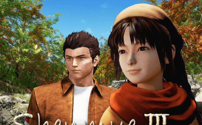 未完の名作ゲーム「シェンムー3」Kickstarterで爆速100万ドルの支援金突破