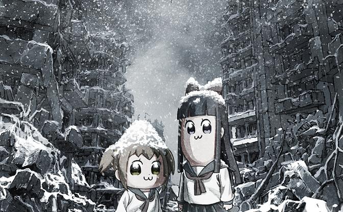 「ポプテピピック」アニメ化、10月より開始 制作は神風動画