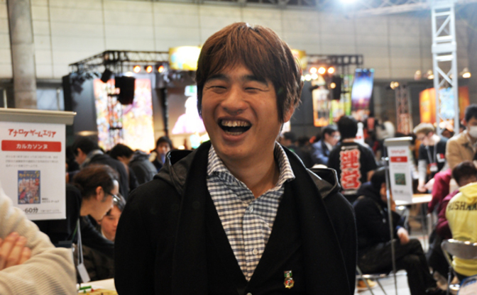 【闘会議】ドワンゴ川上会長も参戦! アナログゲームに注目