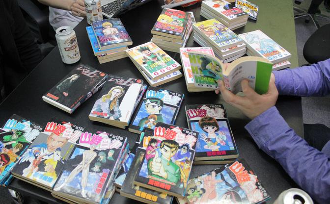 『ハンターハンター』再開記念座談会 冨樫の生き様、その漫画術