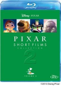 「ピクサー・ショート・フィルム Vol.2」発売 本編上映前にお馴染みの短編アニメーション収録