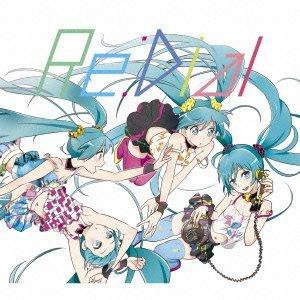 livetune(kz)の集大成となるアルバム『Re:Dial』が発売!3月23日には「六本木アートナイト」でのDJ出演も!