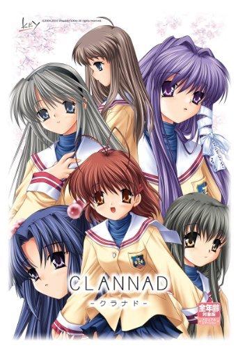 大人気ゲーム『CLANNAD』、10周年を記念した特設サイトがオープン
