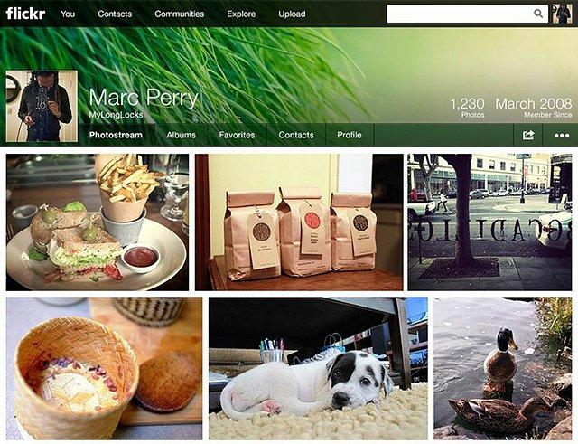 米Yahoo!が運営する「Flickr」、大幅リニューアル! 1TBまで無料アップロードが可能に