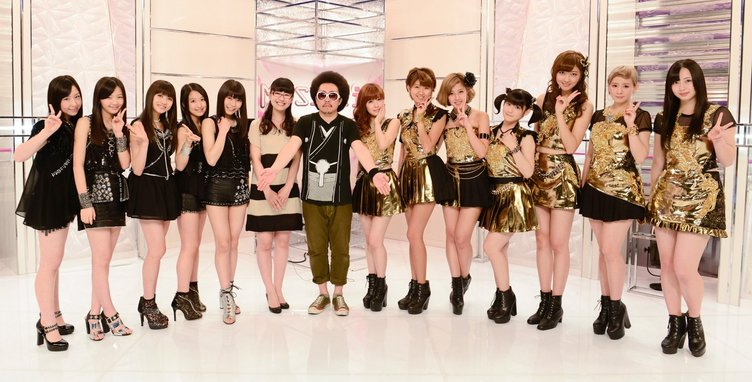 スペシャでアイドル番組がスタート! 初回ゲストはBerryz工房、東京女子流、DLH、とちおとめ25