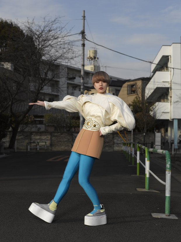 注目の原宿ファッションアイコンUna、80kidzプロデュースでアーティストデビュー!