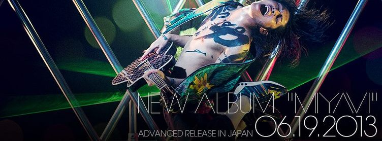 サムライギタリスト・MIYAVIがG-SHOCKとコラボ! 日本人アーティストとしては初