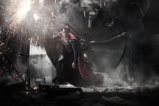 2013年新たなスーパーマン ニューヨークで姿を見せる 「マン・オブ・スティール」ワールドプレミア
