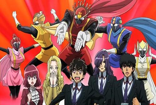 島本和彦「ヒーローカンパニー」 ヒーローアニメの老舗タツノコプロがPV制作