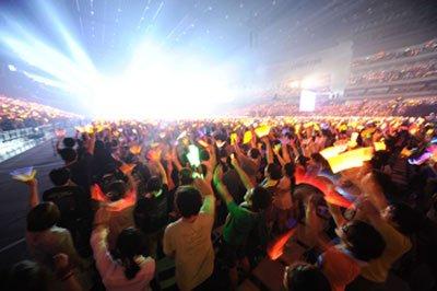 アニサマ2012の模様を大ボリュームで一挙放送! あの興奮をもう一度