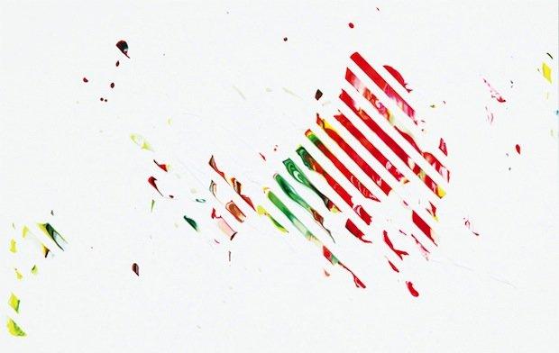 IDEEの展示企画 HOUXO QUE「strip」が開催中