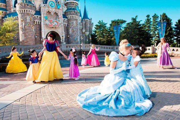 女児限定! 体験型のTDL新プログラム「ディズニー・プリンセス」がうらやましい!