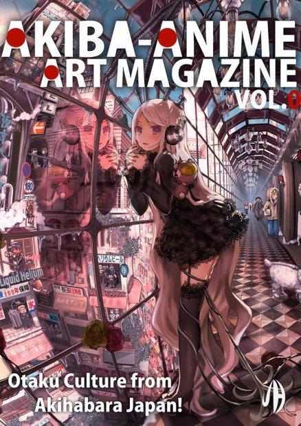 アキバを世界へ発信っ! 『Akiba Anime Art Magazine』創刊