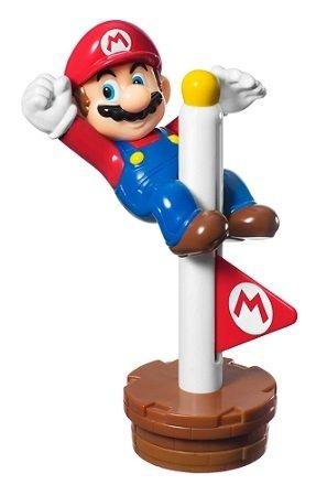 「スーパーマリオ」 マクドナルド・ハッピーセットに初登場 ゲームのアクションや音も再現