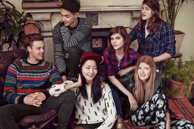 H&M「学割キャンペーン」  全店で全商品23%OFF