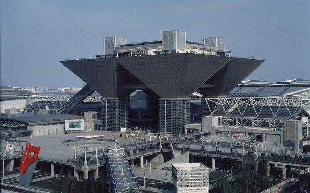 現在の会場となっている東京ビッグサイト