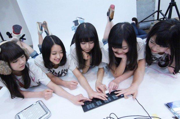 すべてのDTMerにささぐ──東京女子流がDTMで遊ぶ映像解禁!