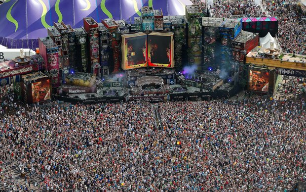 チケット36万枚が即完、世界最大のEDMフェス「Tomorrowland」とは?
