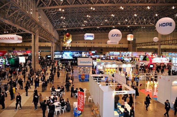 ゲーセンの祭典 JAEPO2014に行ってきた!【ブース編】