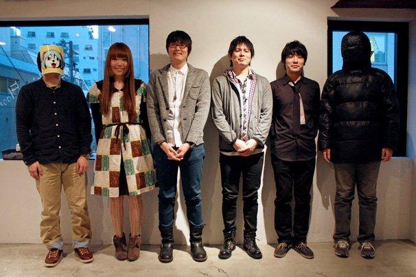 ピノキオP/OSTER project/sasakure.UK/Lemm/西島尊大/ATOLS