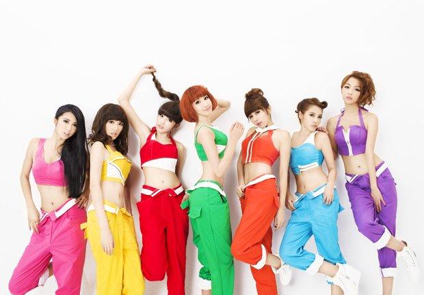 台湾女子で結成されたウェザーガールズ、新曲MVが可愛すぎる