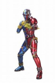 「キカイダー REBOOT」がキカイダー新ビジュアルは左右非対称を継承 伴大介さん出演発表