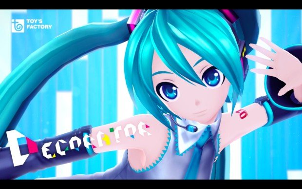 kz(livetune)新曲「DECORATOR」、MVはポップでキュートな初音ミク!