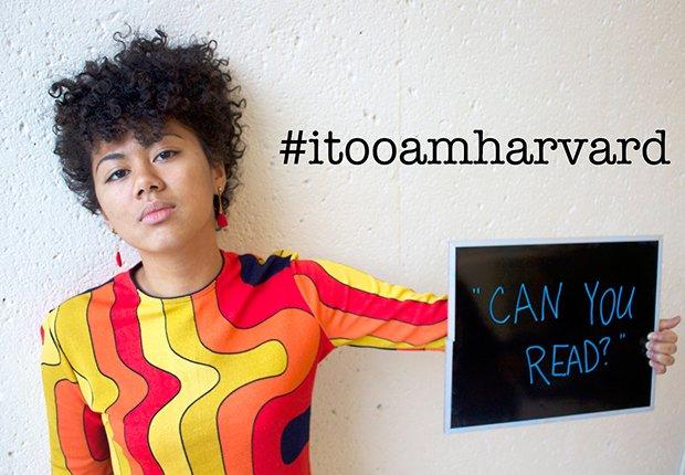 「私もハーバードの学生だ」 黒人学生たちがTumblrでメッセージを発信