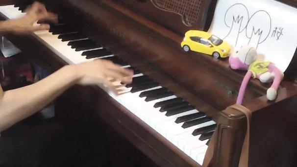 「千本桜」を弾きなおしてみた 【ピアノ】