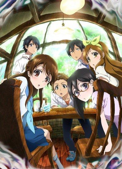 「グラスリップ」製作発表会をニコ生中継 7月放送開始、P.A.WORKSのオリジナルTVアニメ