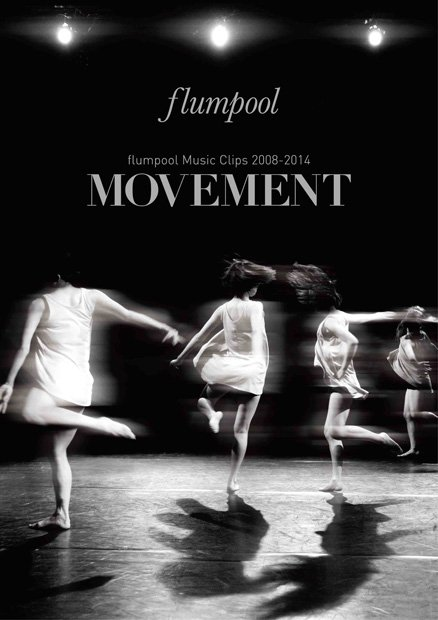 flumpool初のMV集「MOVEMENT」ジャケ写・収録内容が明らかに