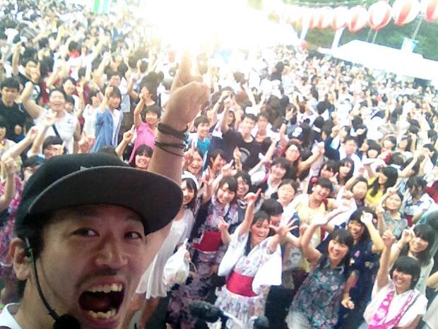 けいたんの出演してみた! Vol.1 長野ニコニコ町会議の夏フェス感はヤバかった