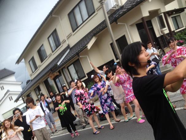 ニコニコ町会議 in 長野