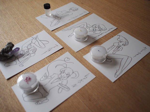市川春子『宝石の国』3巻発売記念! 本物の宝石をプレゼント