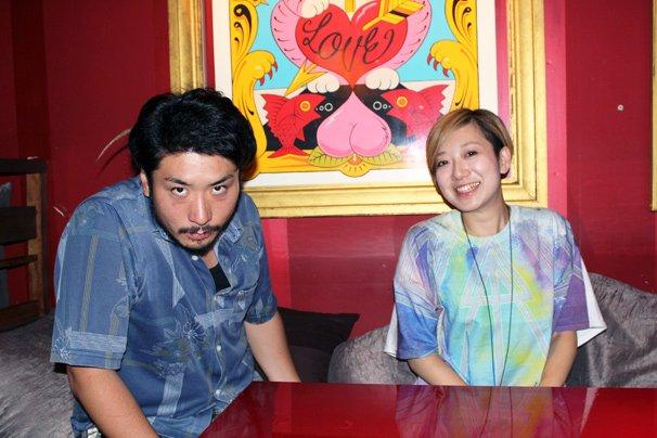 無駄な街・渋谷で出会った音楽と映像──Sakiko Osawa×ショウダユキヒロ対談