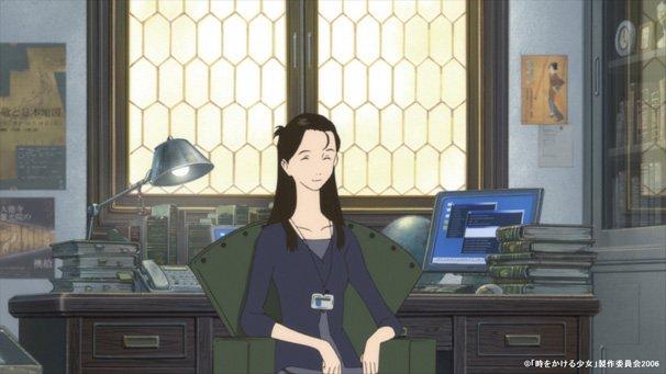 (c)「時をかける少女」製作委員会2006