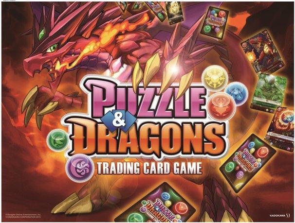 「パズドラ」初のカードゲーム化! メディアファクトリーとコラボ