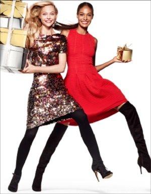 H&Mで25%OFFキャンペーン!「メリークリスマス!」が合い言葉