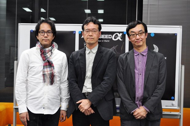 日本の3DCGが目指す先とは? 荒牧 神山監督が語る新『アップルシード』