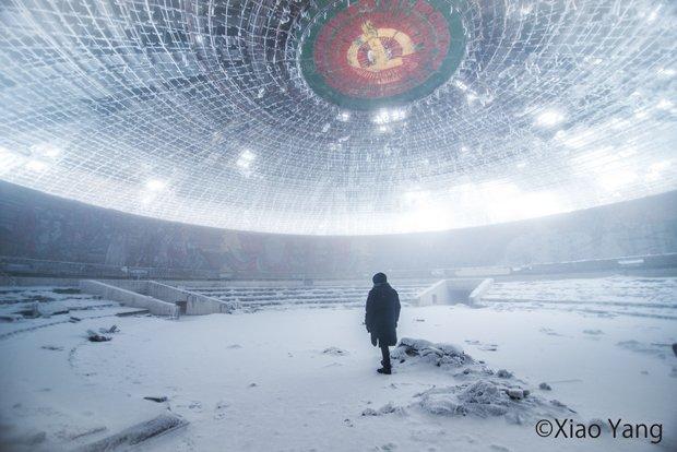 人間が消えた村、幽霊塔… 日本初の写真集『世界の廃墟』がすごい!