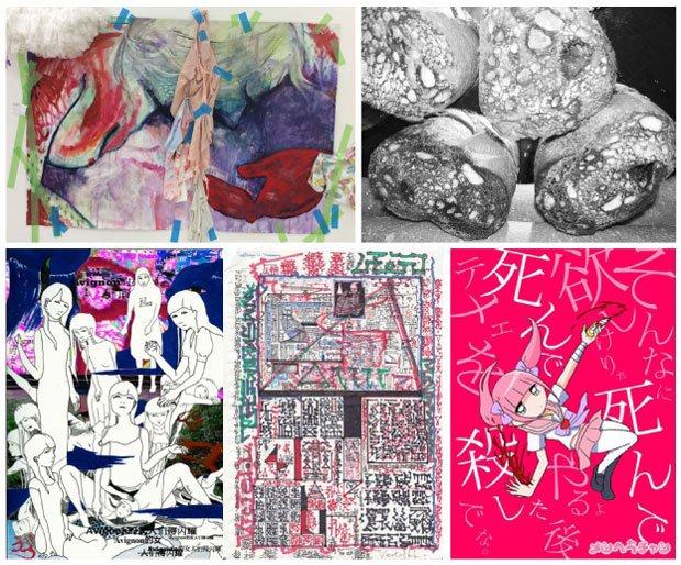 アートを通して、メンヘラが世界と繋がる 展覧会「メンヘラ展」が話題