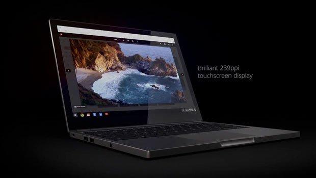 「Chromebook Pixel」新型が発表 USB-C搭載でMacBookに追随