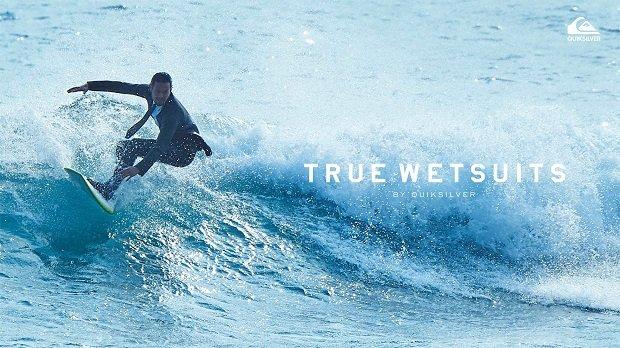 仕事中にそのままサーフィン! 完全防水の水陸用ビジネススーツ登場